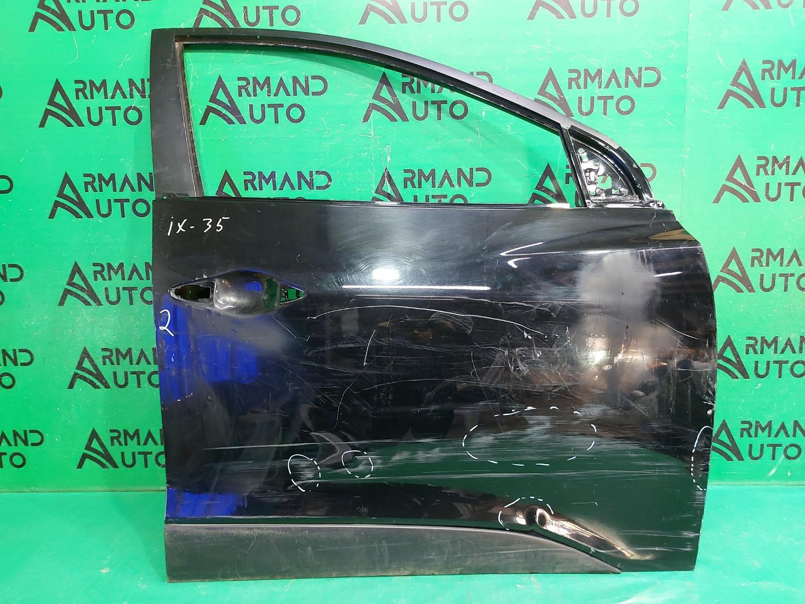 Дверь Hyundai Ix35 2010 передняя правая (б/у)