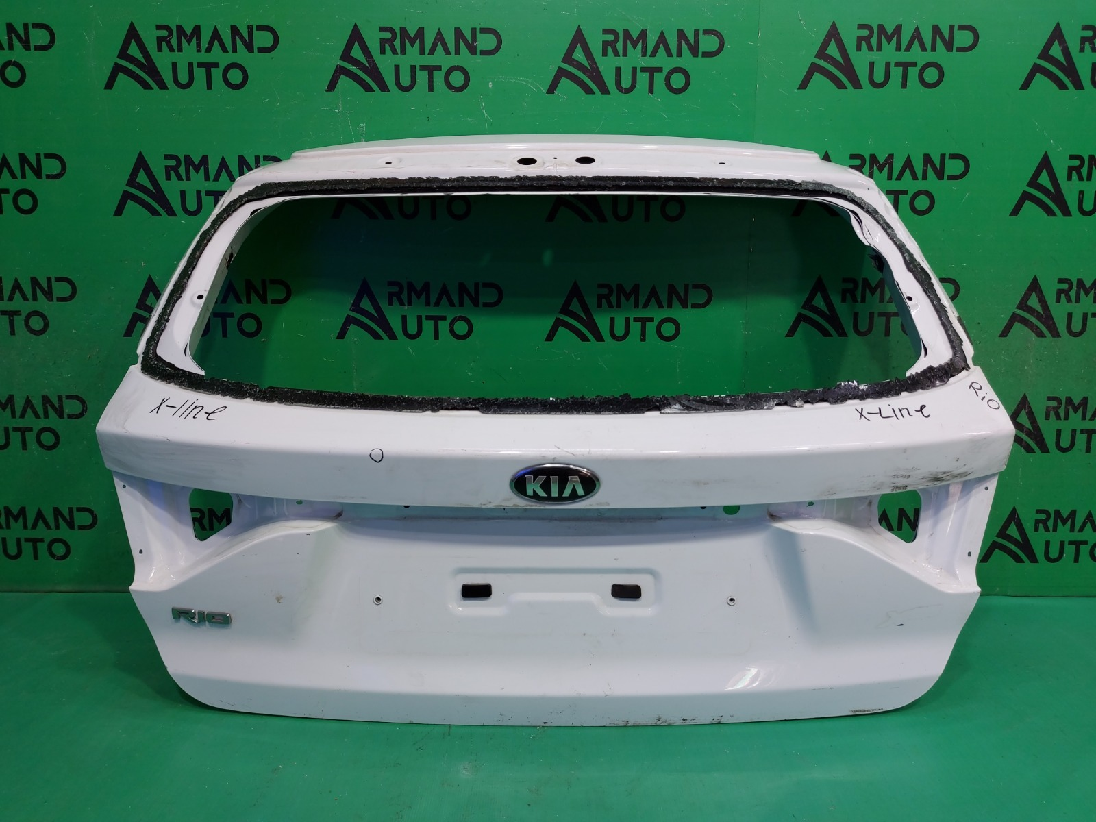 Дверь багажника Kia Rio 4 X-LINE 2017 (б/у)