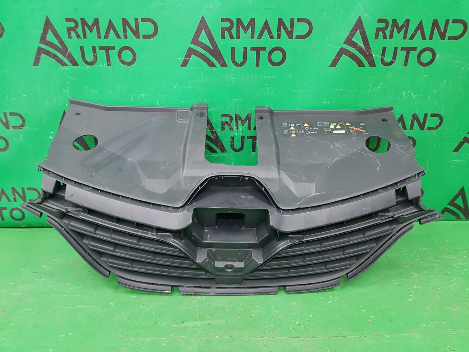 Решетка радиатора Renault Arkana 1 2019 (б/у)