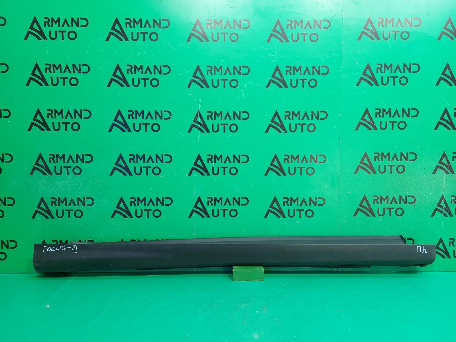 Накладка порога Ford Focus 3 2011 правая (б/у)