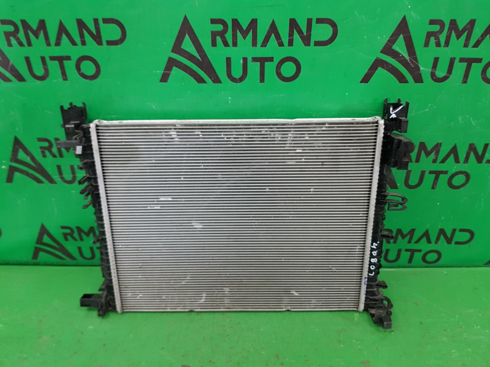 Радиатор охлаждения двигателя Renault Arkana 1 2019 (б/у)