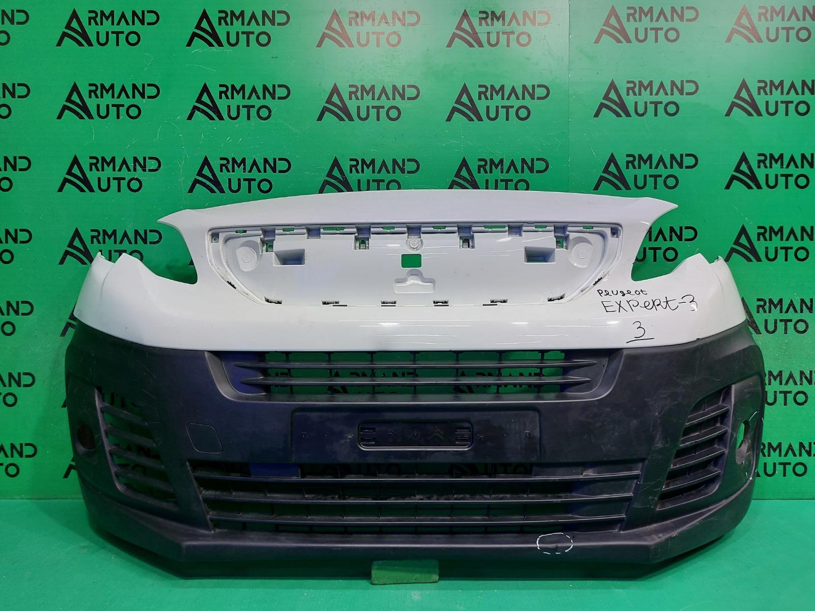 Бампер Peugeot Expert 3 2016 передний (б/у)