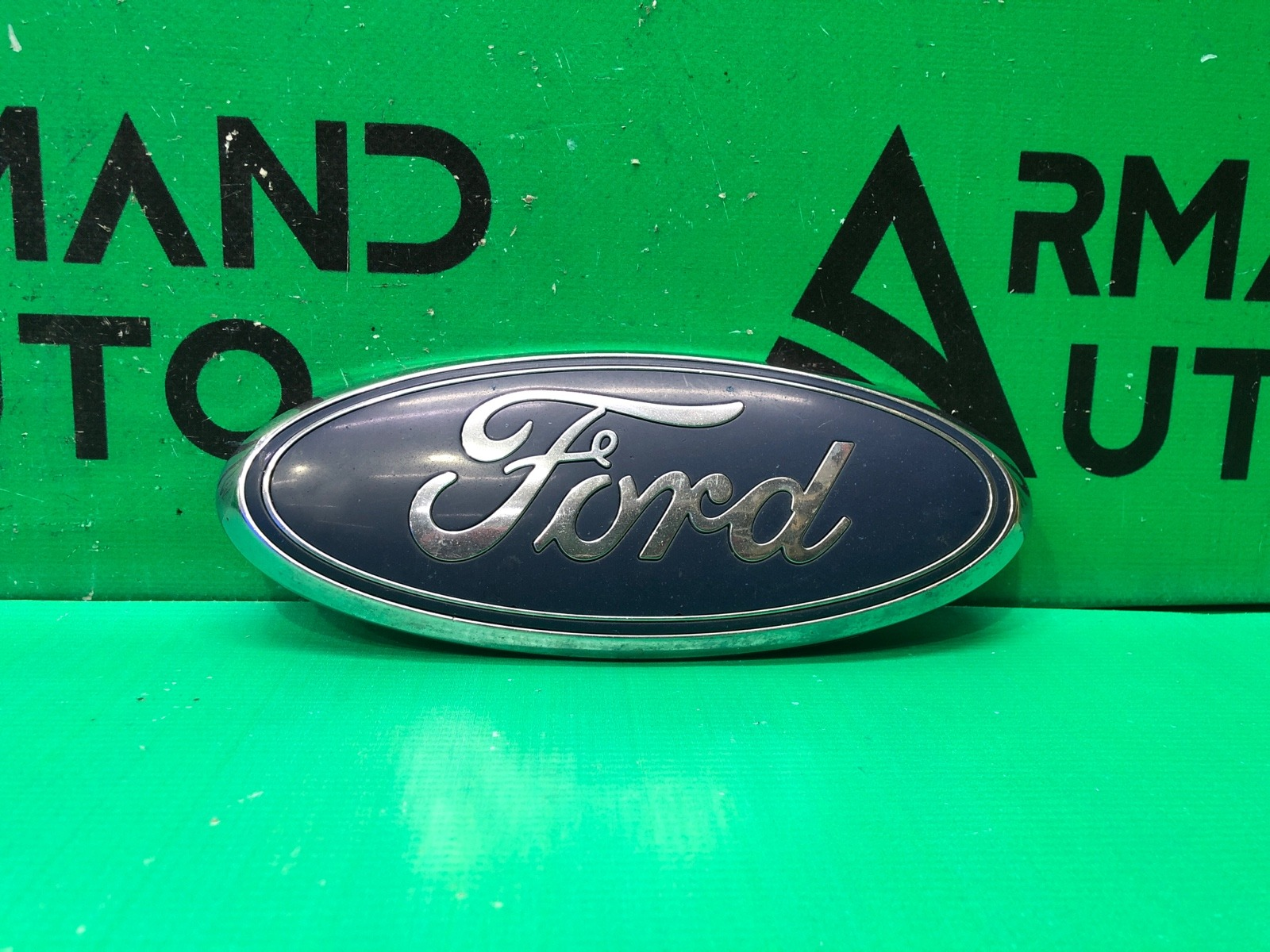 Эмблема Ford Transit 7 2014 передняя (б/у)