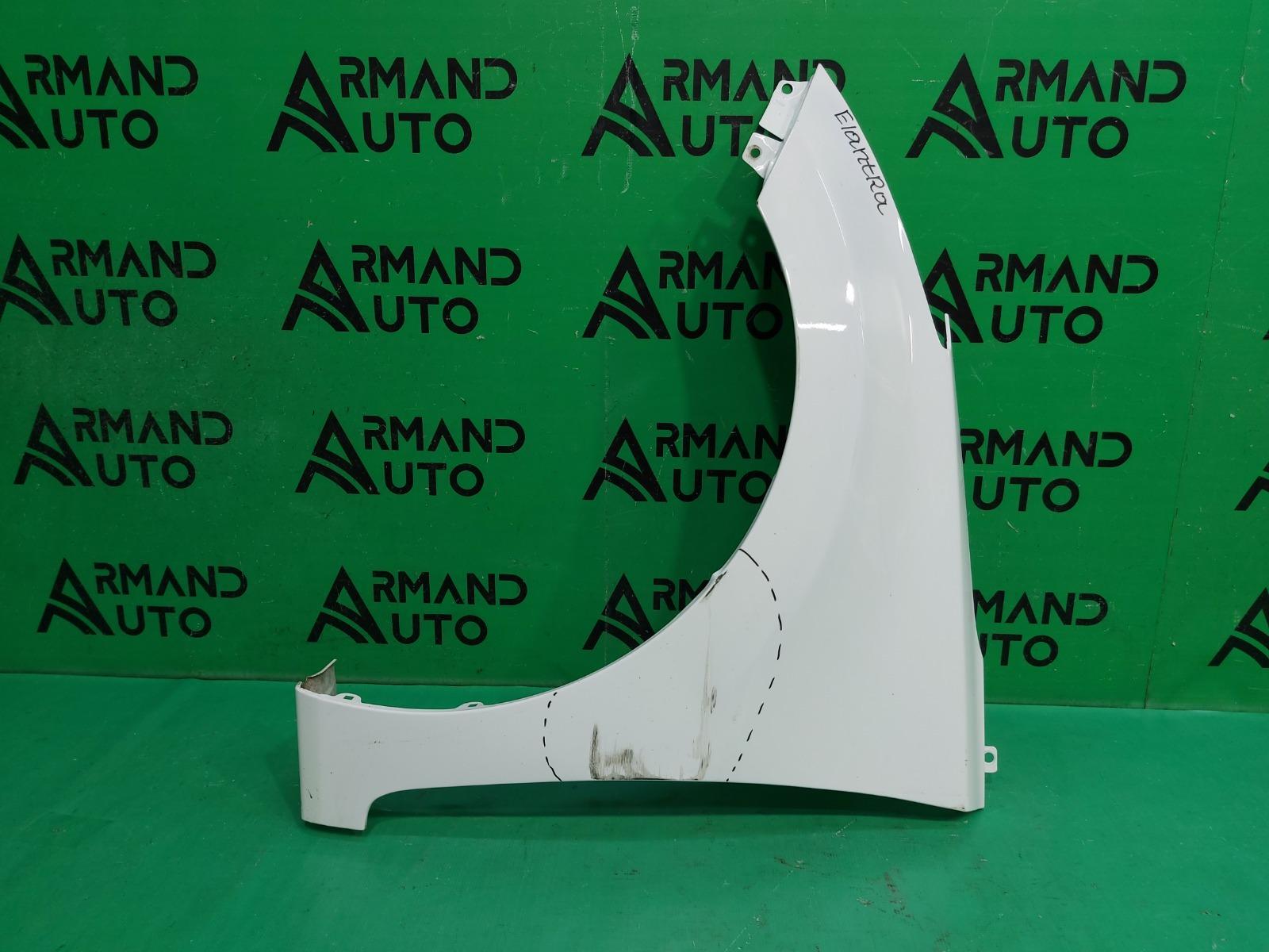 Крыло Hyundai Elantra 5 2010 переднее левое (б/у)