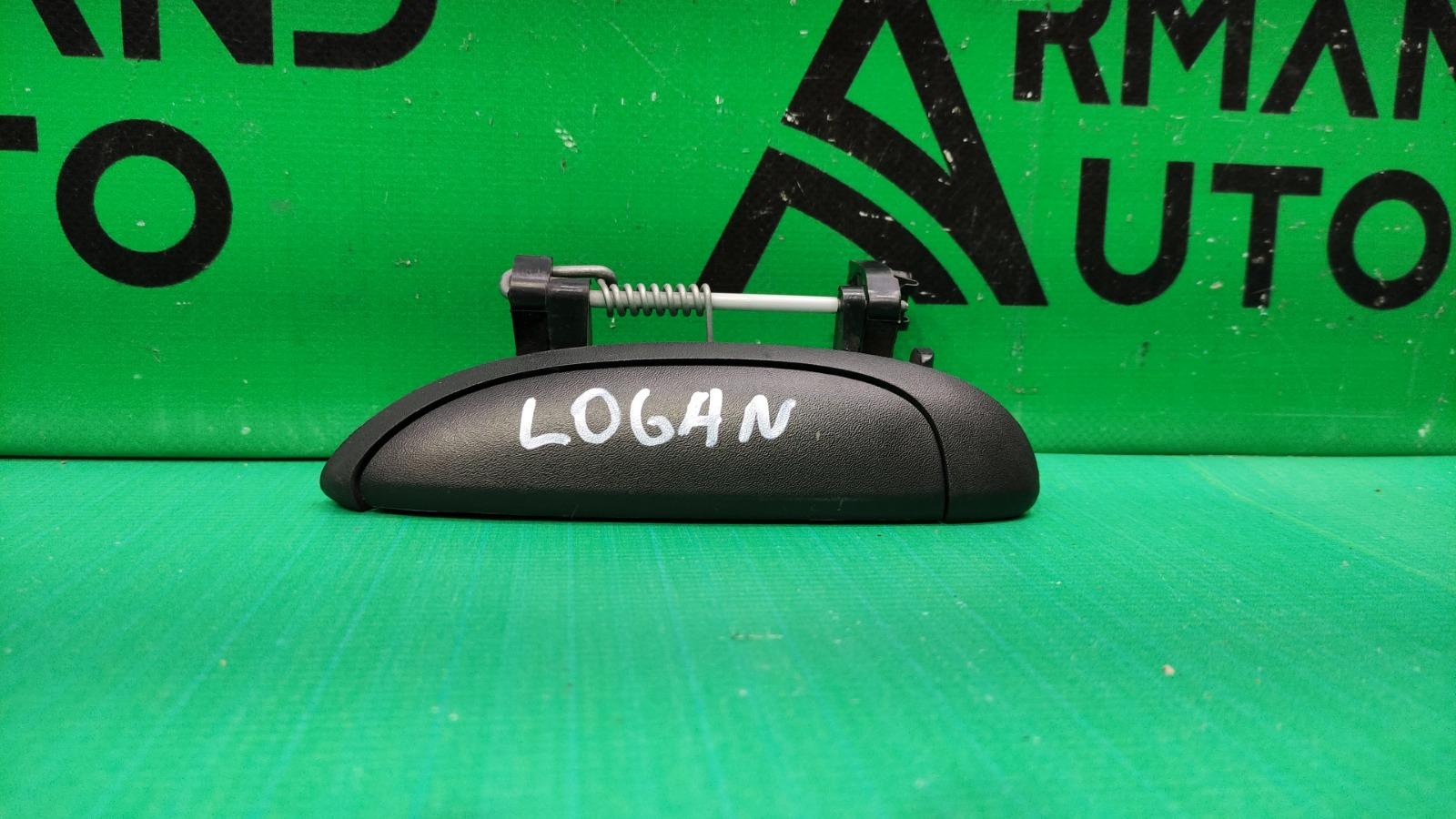 Ручка двери Lada Largus 1 2012 передняя левая (б/у)