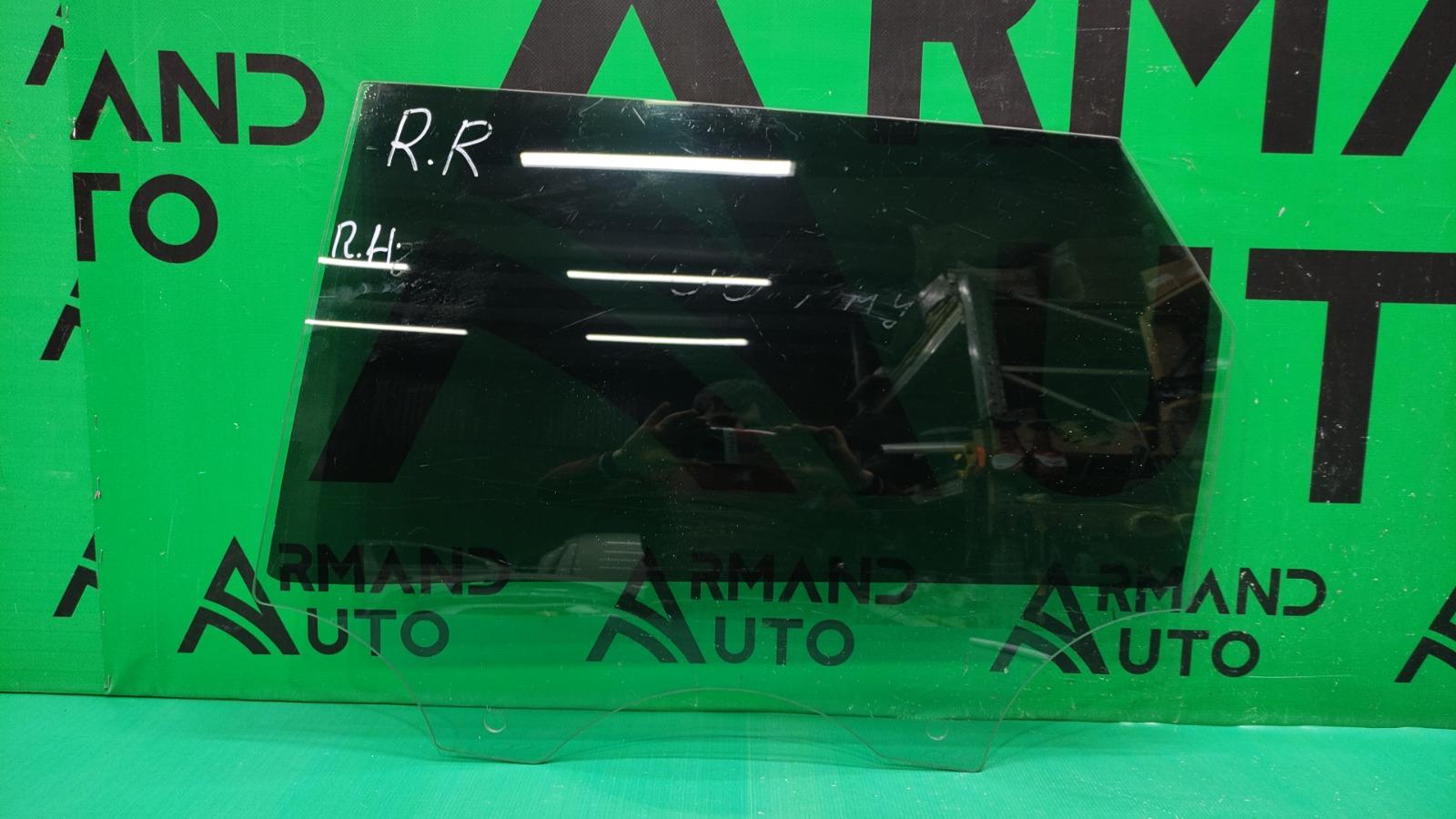 Стекло двери Land Rover Range Rover Velar 1 2017 заднее левое (б/у)