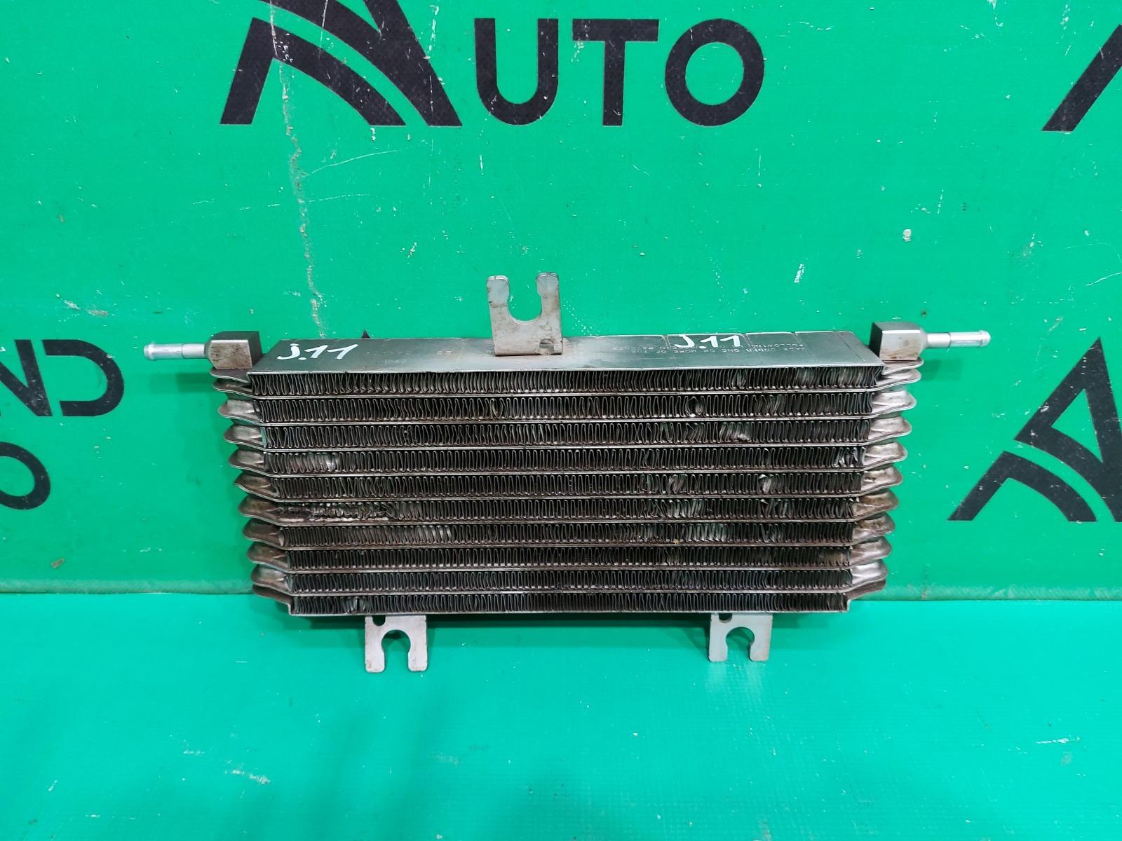 Радиатор акпп Nissan Qashqai J11 2013 (б/у)