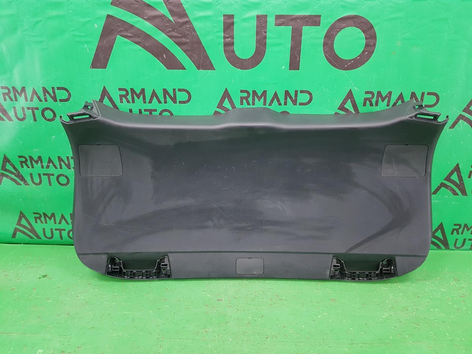 Обшивка багажника Toyota Rav4 XA50 2018 (б/у)