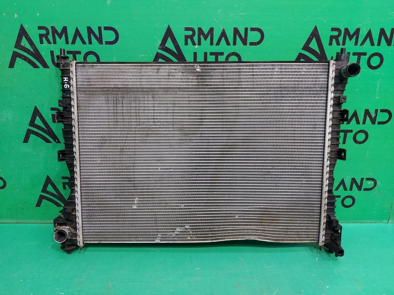Радиатор охлаждения Haval H6 1 2014 (б/у)