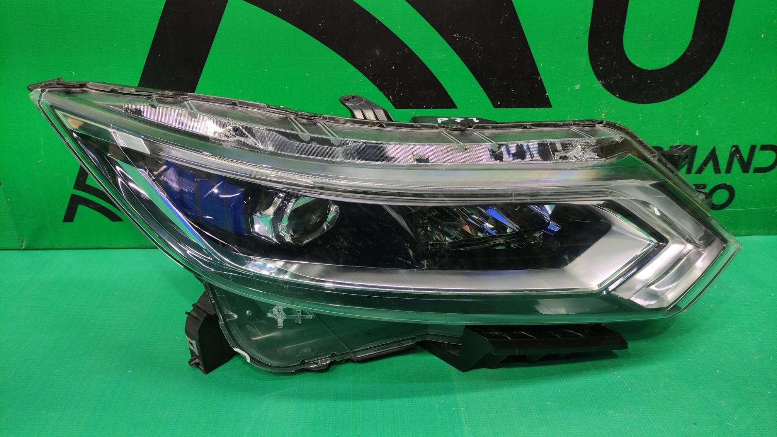 Фара Nissan Qashqai J11 РЕСТАЙЛИНГ 2017 правая (б/у)