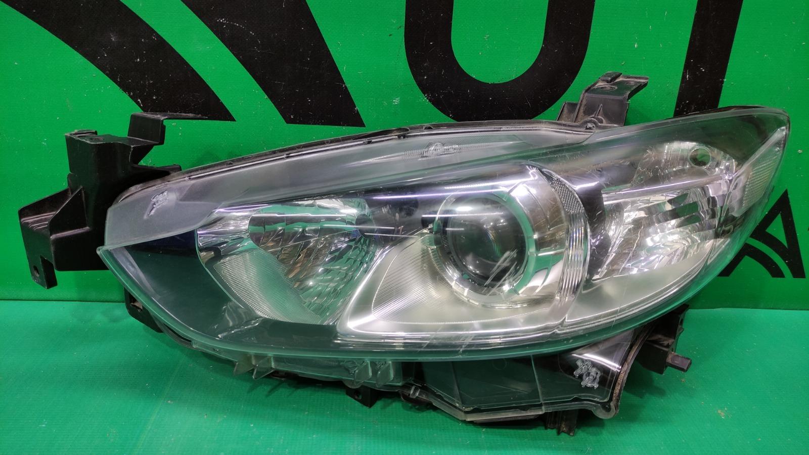 Фара Mazda 6 GJ 2012 левая (б/у)