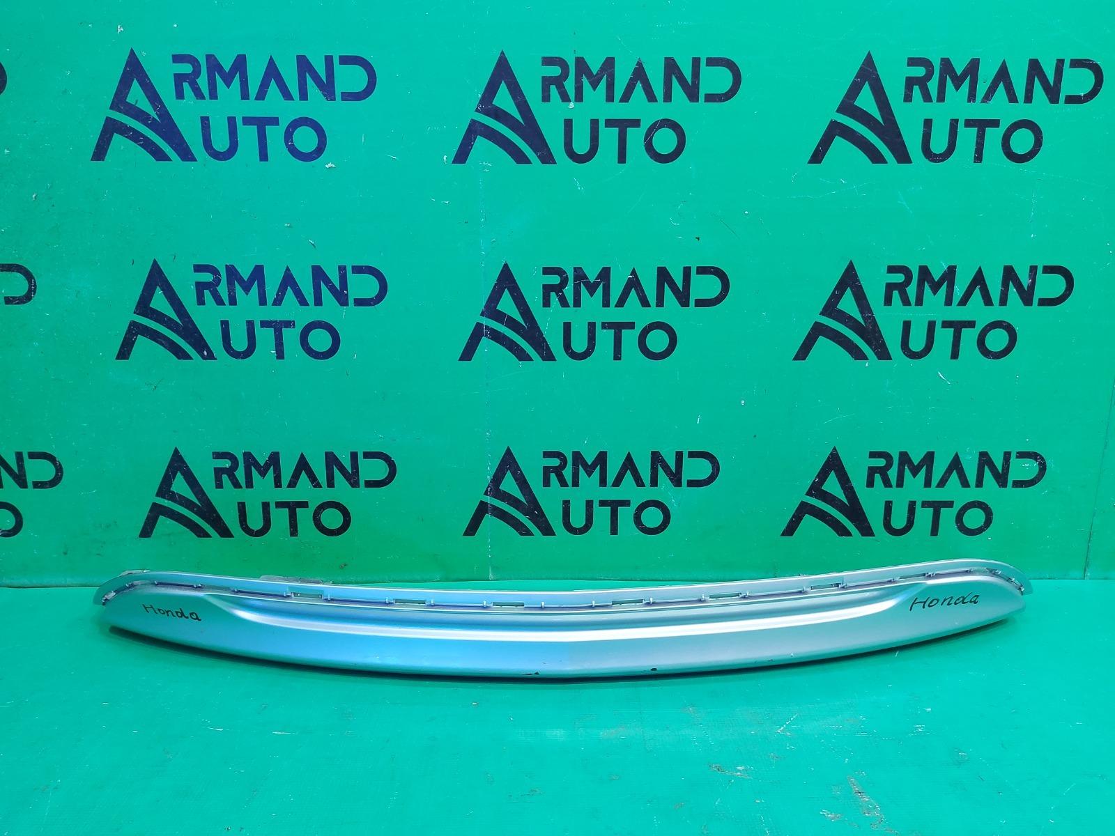 Накладка бампера Acura Mdx 3 2013 задняя (б/у)