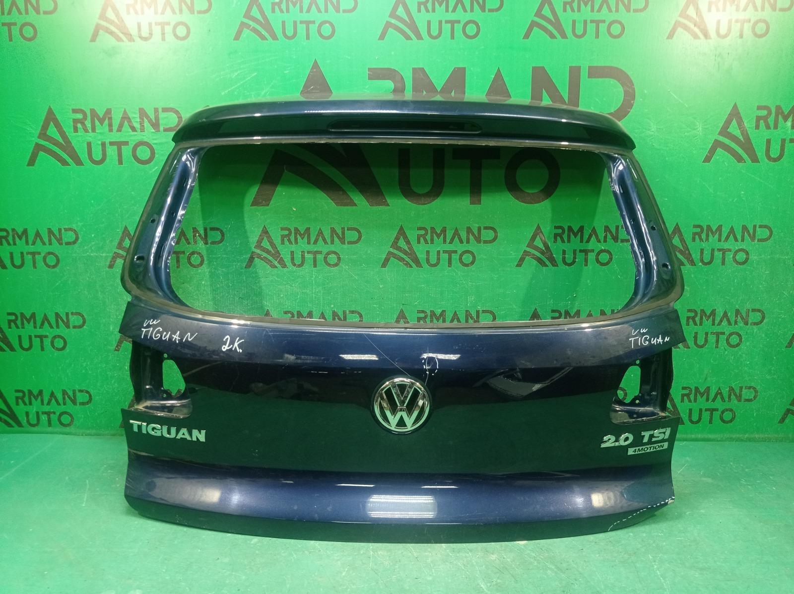 Дверь багажника Volkswagen Tiguan 1 2007 (б/у)