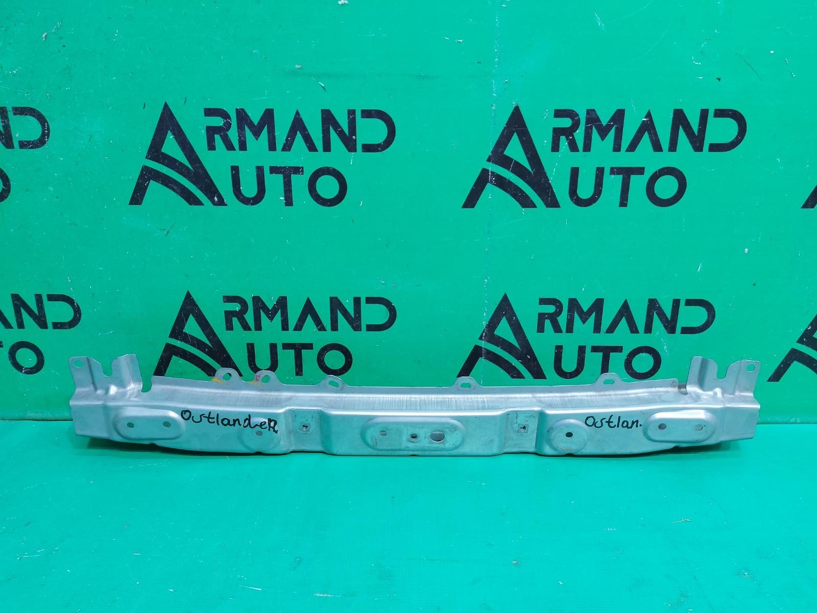 Усилитель бампера Mitsubishi Outlander 3 2012 передний верхний (б/у)