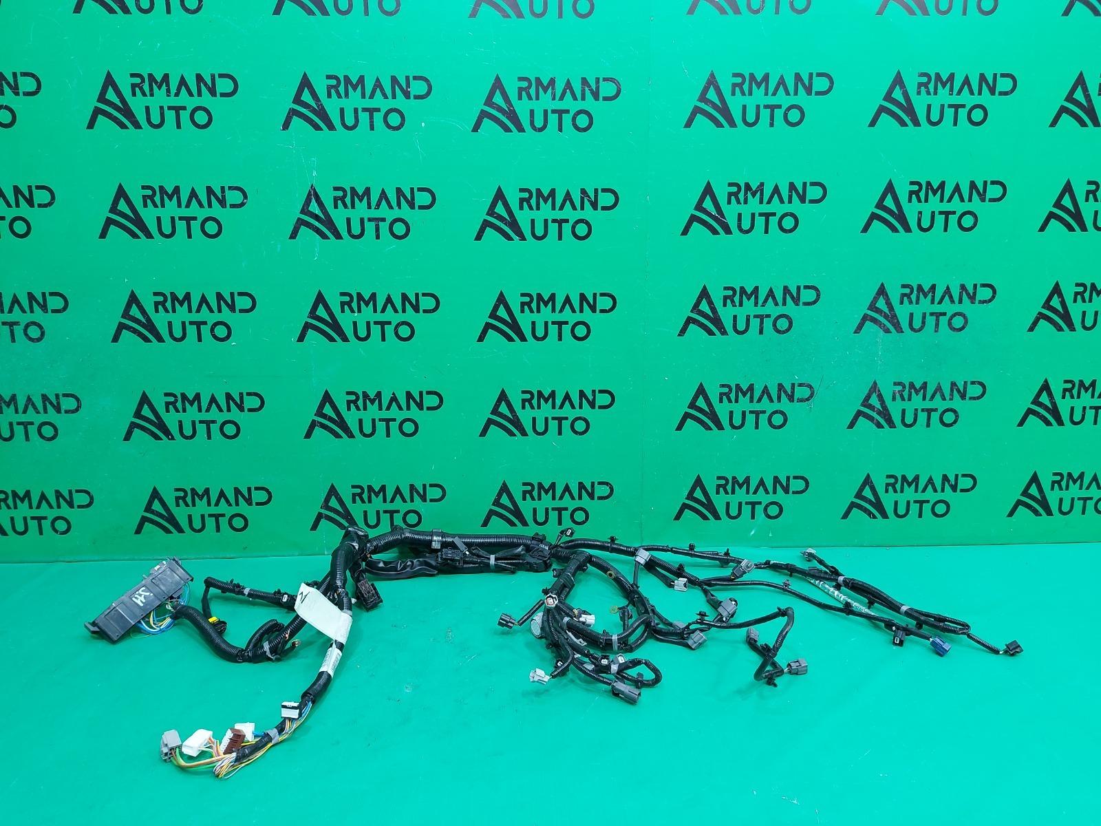 Проводка моторного отсека Nissan Qashqai J11 2013 (б/у)