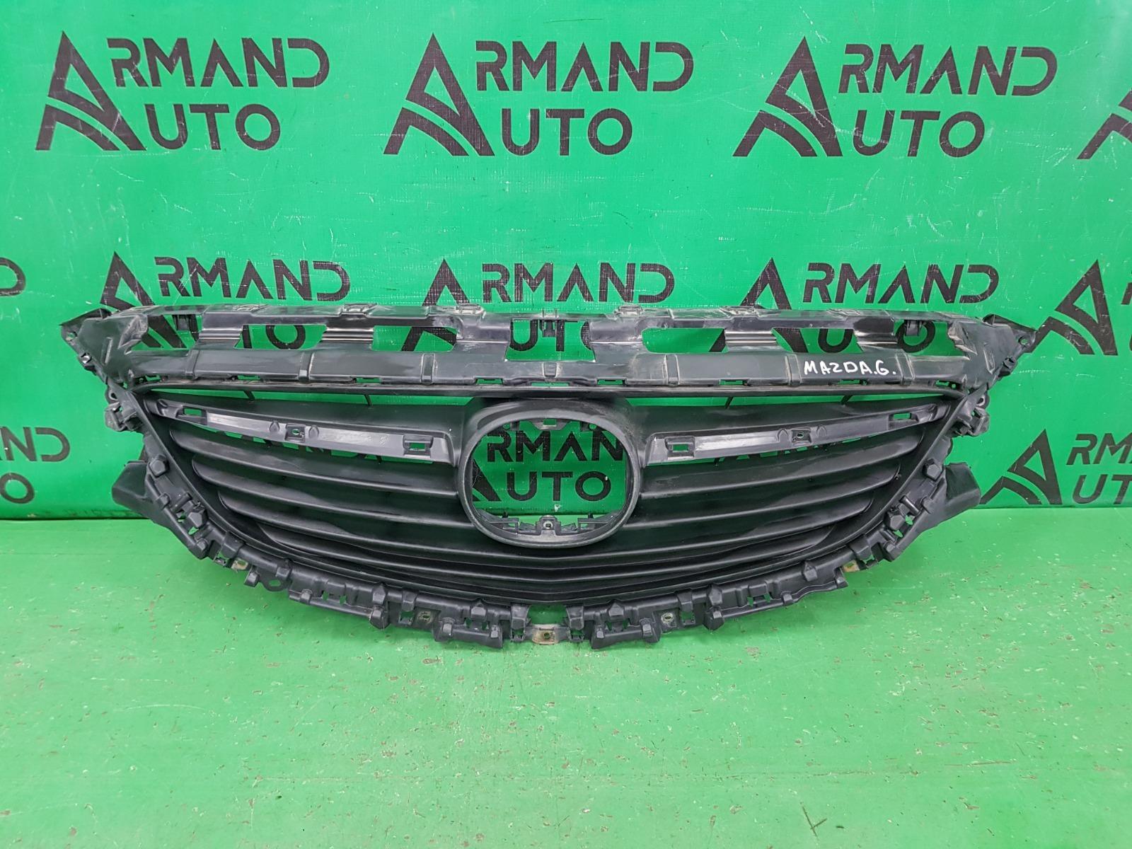 Решетка радиатора Mazda 6 GJ 2012 (б/у)