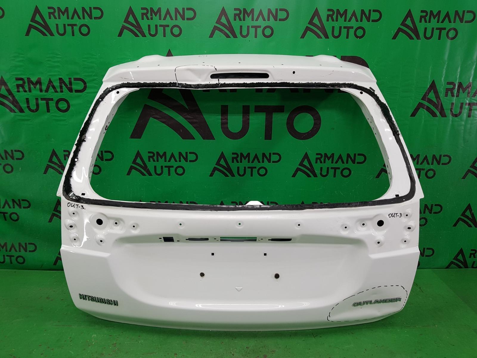 Дверь багажника Mitsubishi Outlander 3 РЕСТАЙЛИНГ 2 2015 (б/у)