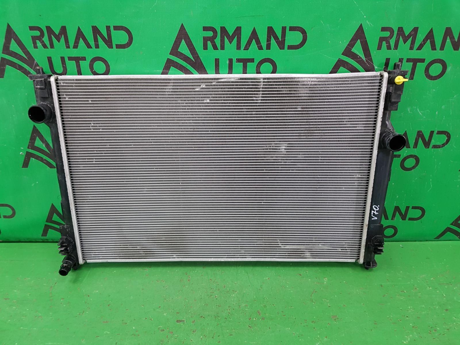 Радиатор охлаждения Toyota Camry V70 2018 (б/у)
