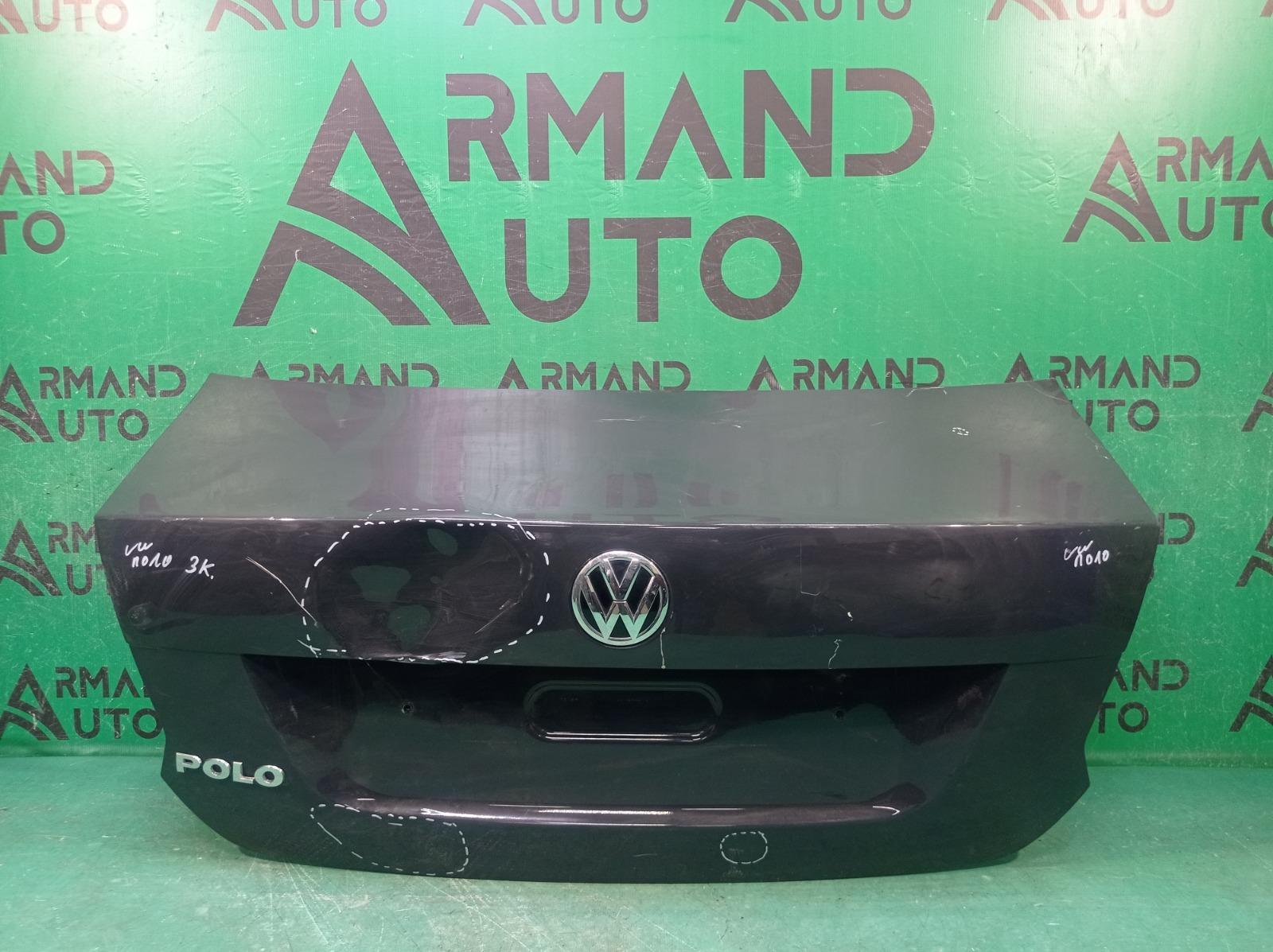 Крышка багажника Volkswagen Polo 5 2014 (б/у)