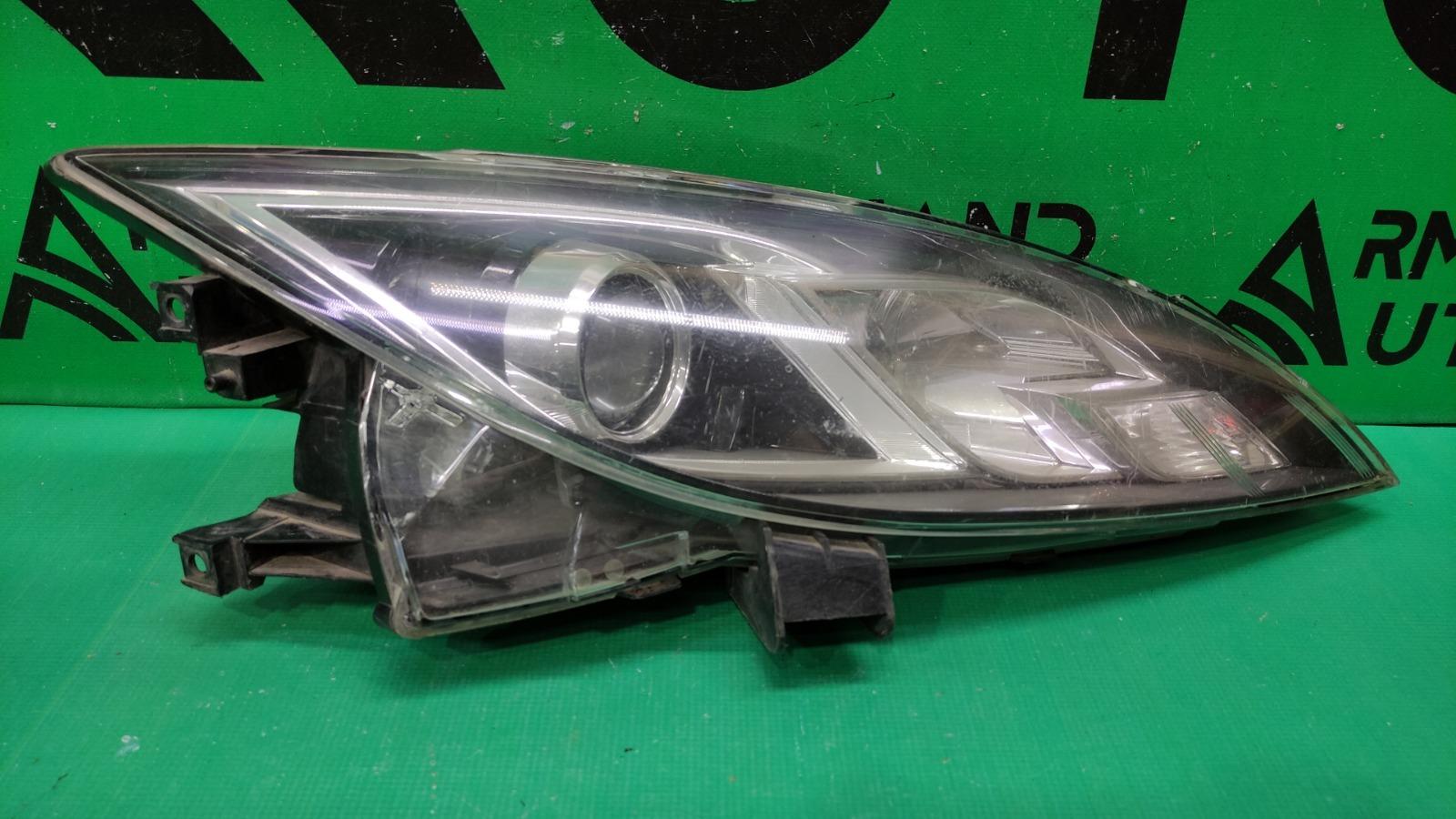 Фара Mazda 6 GH 2007 правая (б/у)