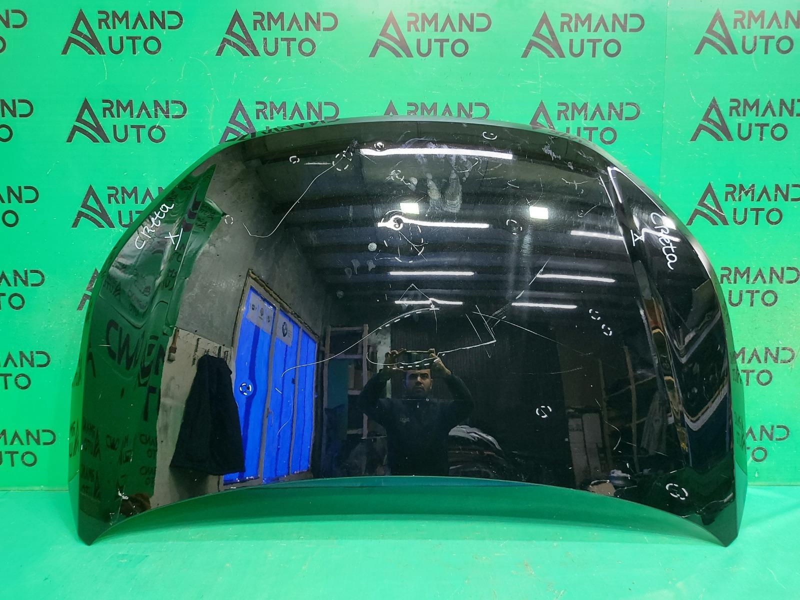 Капот Hyundai Creta 1 2016 (б/у)