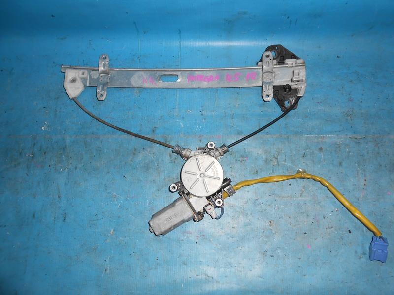 Мотор стеклоподъемника Honda Integra DC5 правый (б/у)