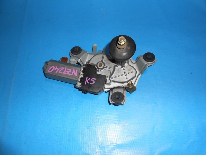 Мотор стеклоочистителя Toyota Premio NZT240 задний (б/у)
