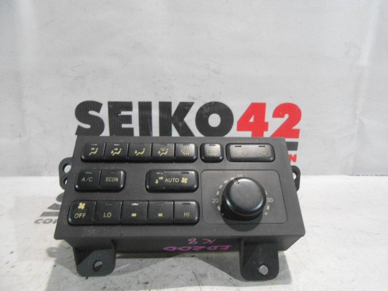 Блок управления климат контролем Toyota Carina Ed ST200 (б/у)