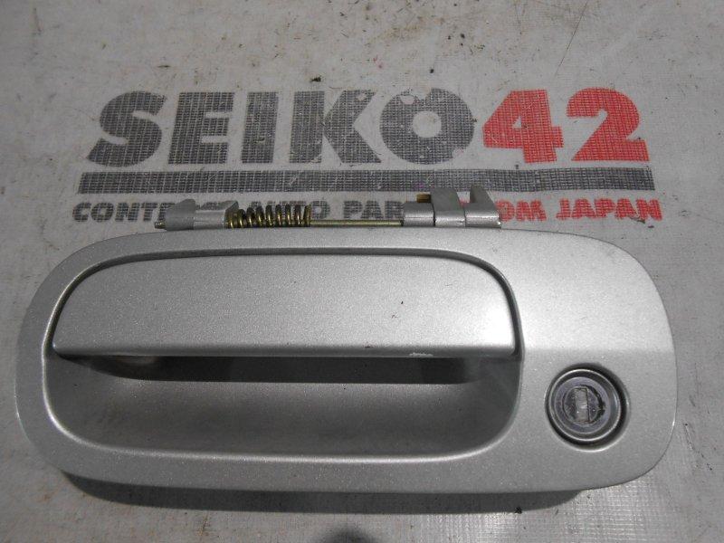 Ручка двери внешняя Toyota Camry SV40 передняя левая (б/у)