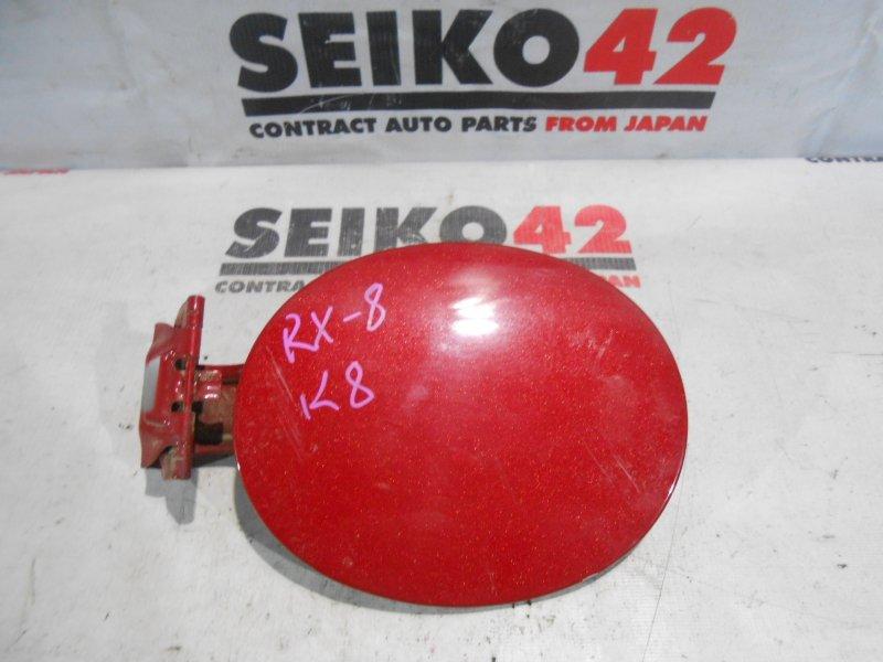 Лючок топливного бака Mazda Rx-8 SE3P (б/у)