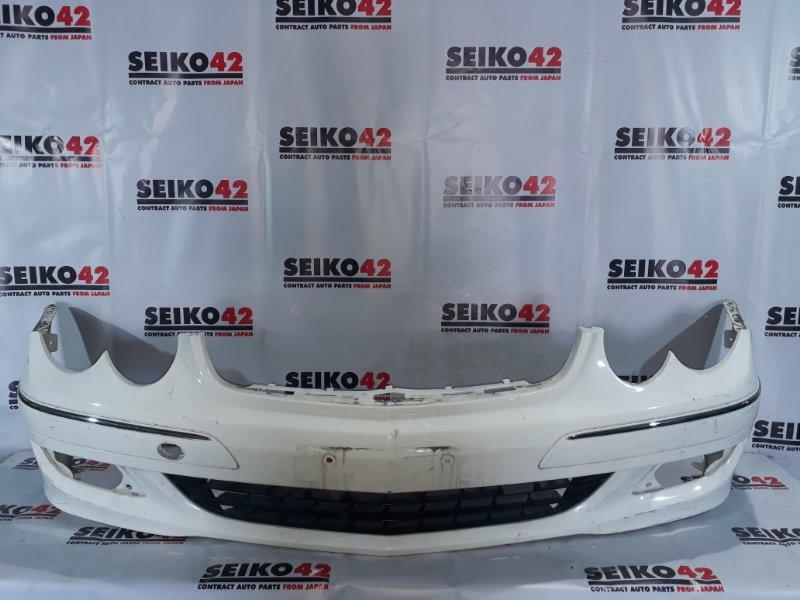 Бампер Mercedes-Benz Clk-Class C209 2 модель передний (б/у)