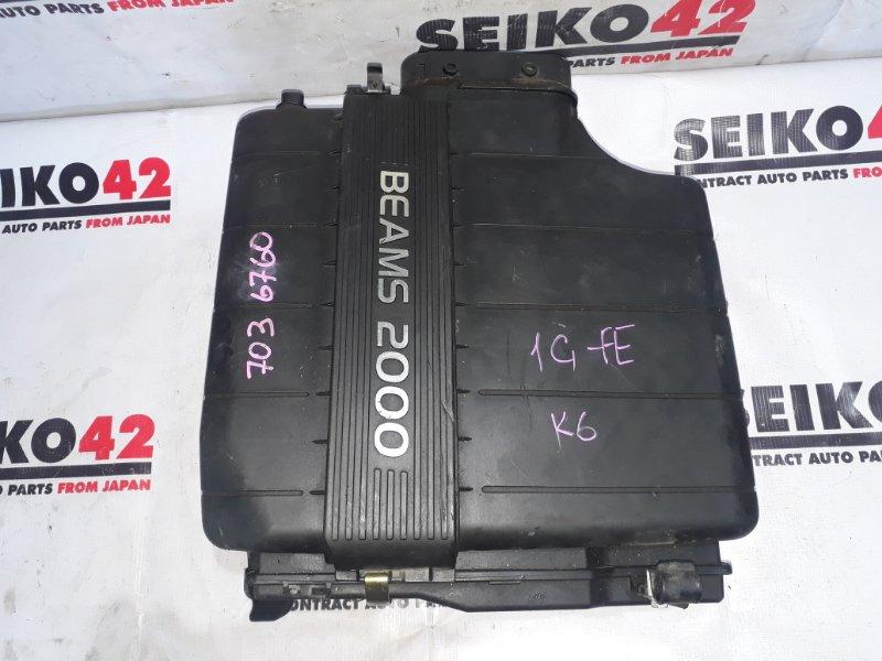 Корпус воздушного фильтра Toyota Mark Ii GX100 1G-FE (б/у)