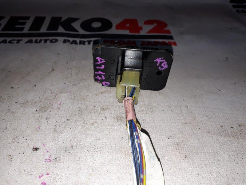 Реостат Toyota Carina AT170 (б/у)