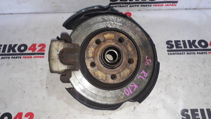 Диск тормозной Audi S6(C5) 4B2 задний левый (б/у)