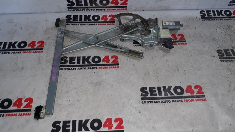 Мотор стеклоподъемника Toyota Avensis AZT250 передний правый (б/у)