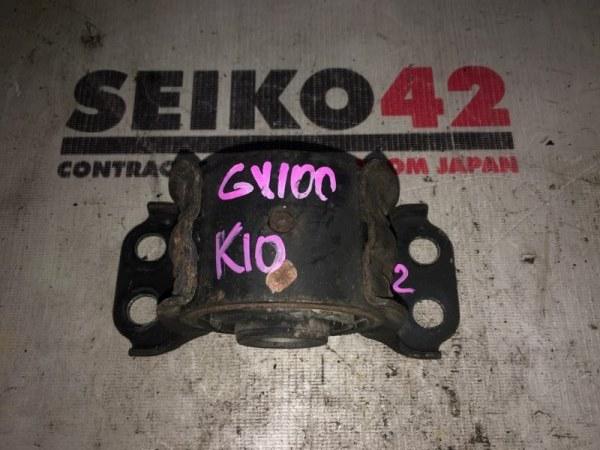 Подушка подрамника Toyota Mark Ii GX100 1G-FE задняя (б/у)