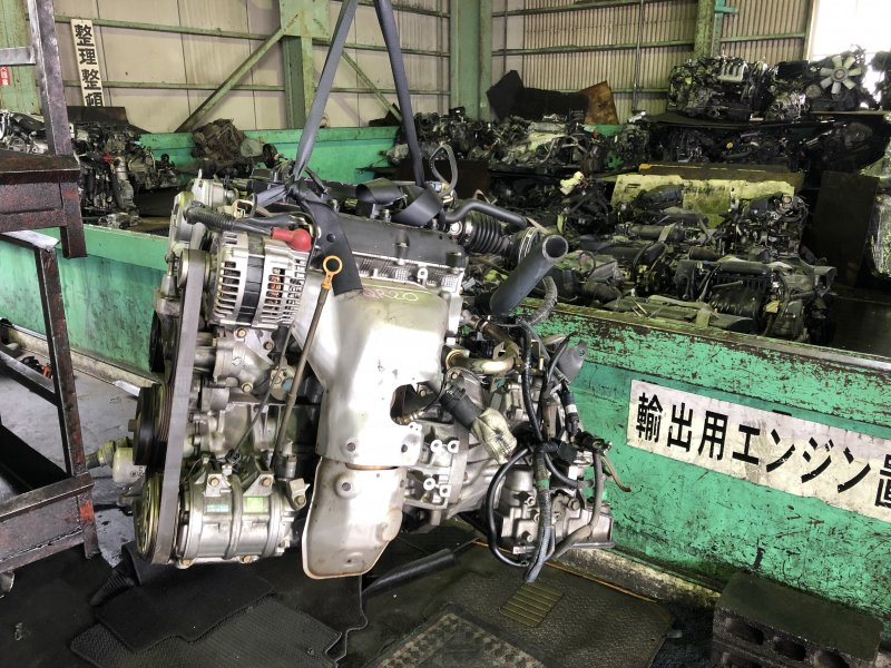 Двигатель Nissan Serena TC24 QR20DE (б/у)