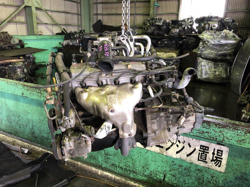Двигатель Mazda Demio DW5W B5 2 модель (б/у)