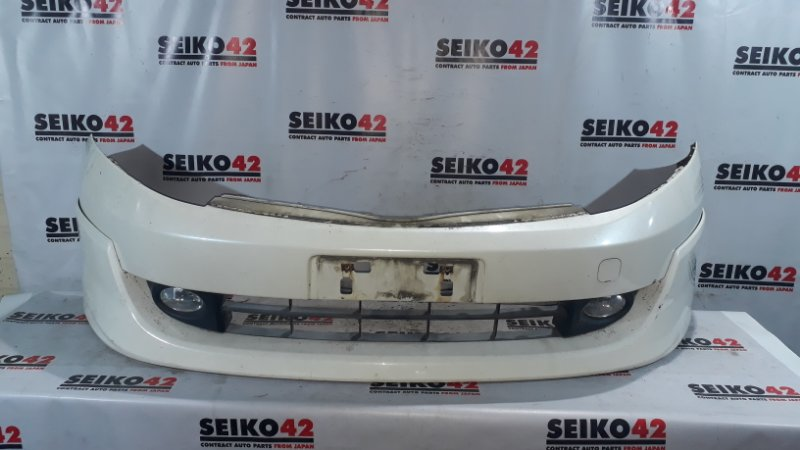 Бампер Honda Airwave GJ1 1 модель передний (б/у)