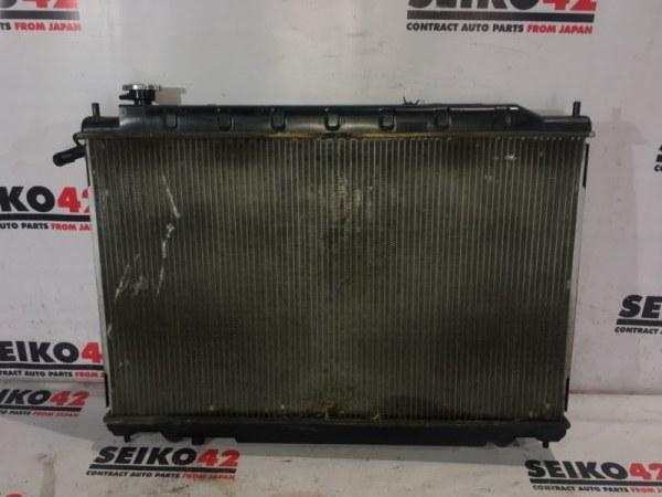 Радиатор охлаждения двигателя Nissan Murano TZ50 QR25DE (б/у)