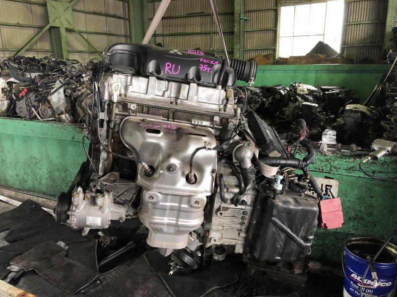 Двигатель Mitsubishi Colt Z27A 4G15 (б/у)