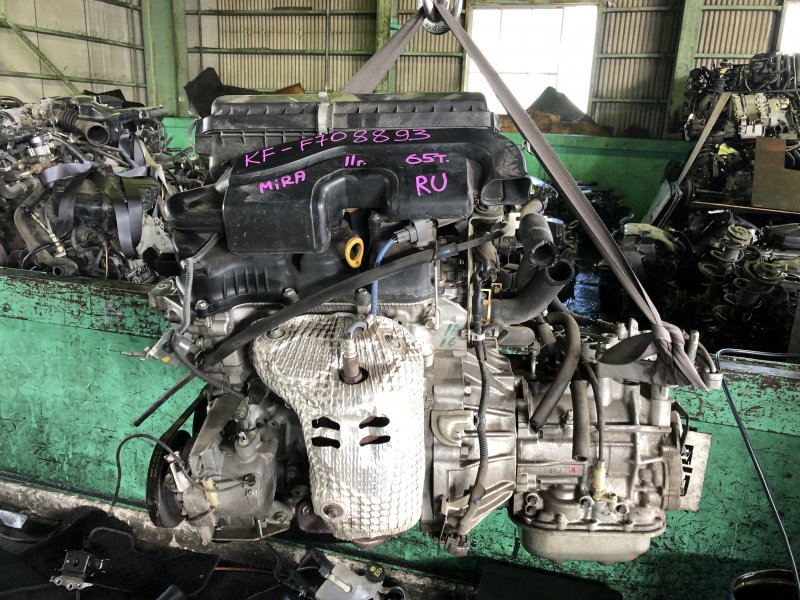 Акпп Daihatsu Mira L275S KF-VE (б/у)