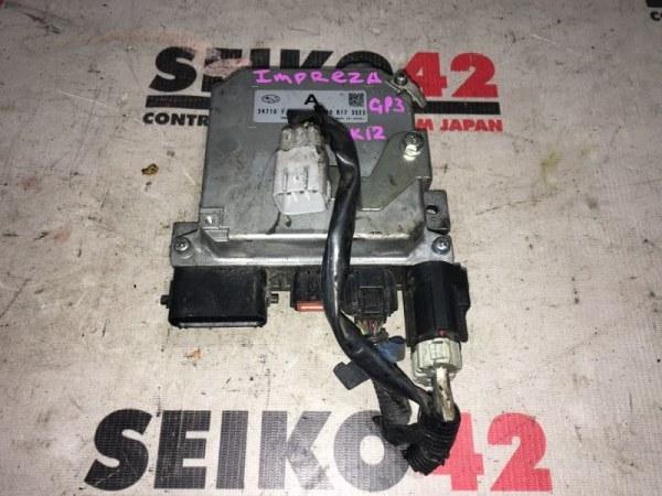Блок управления рулевой рейкой Subaru Impreza Wagon GP3 (б/у)