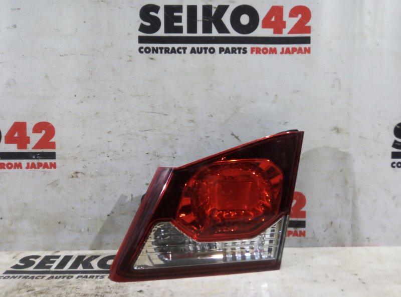 Вставка багажника Honda Civic FD3 задняя правая (б/у)