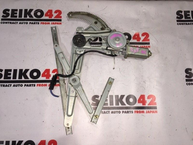 Мотор стеклоподъемника Nissan March AK11 передний правый (б/у)