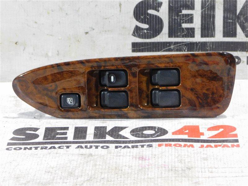 Блок управления стеклоподъемниками Mitsubishi Lancer Cedia CS5A передний правый (б/у)