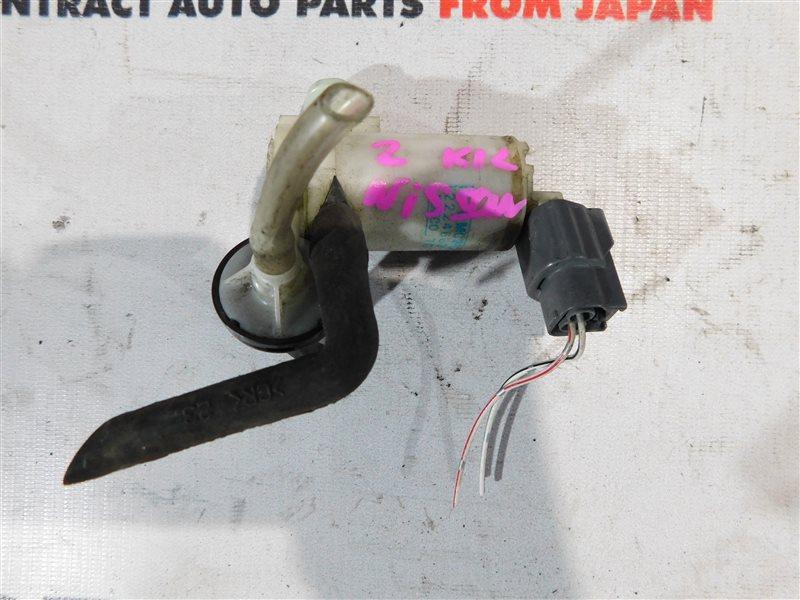 Мотор омывателя Nissan (б/у)