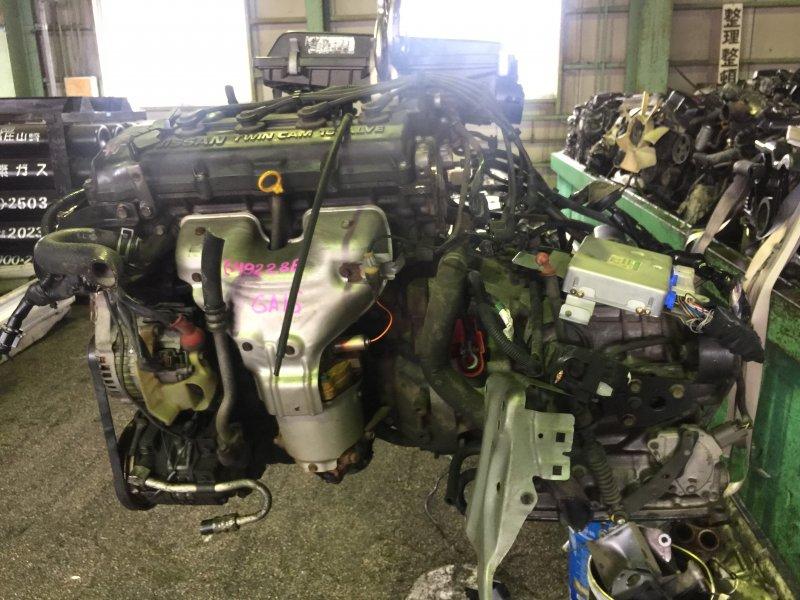 Двигатель Nissan Pulsar FN15 GA15DE (б/у)