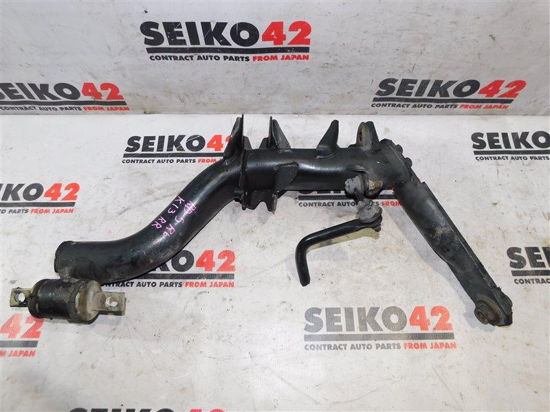 Рычаг подвески Honda Cr-V RD5 задний правый нижний (б/у)