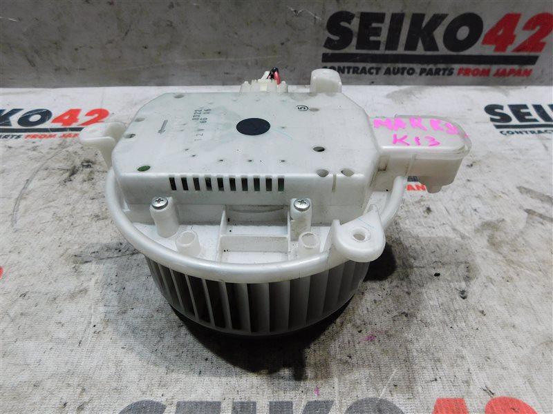 Мотор печки Toyota Mark X GRX121 (б/у)